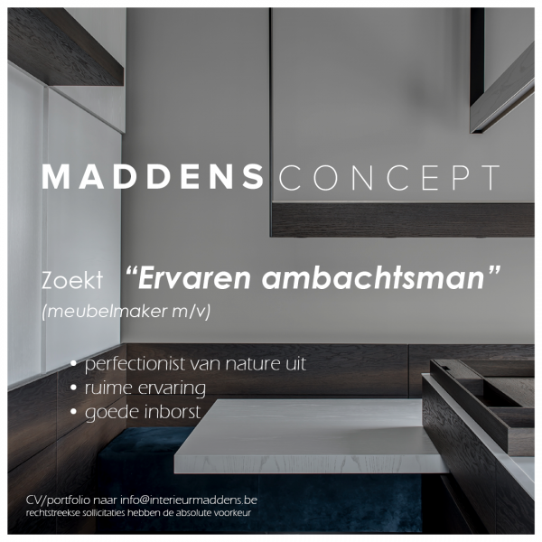 Interieur Maddens